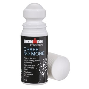 Ironman by Bexters Chafe No More Roll-On - 50mL with FREE 200g Bexters Soda Crystals
